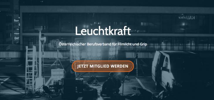 Neue Leuchtkraft Website