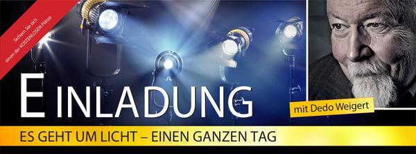 Dedo Weigert LED Workshop